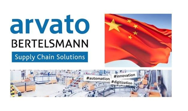 Arvato Supply Chain Solutions grows in China