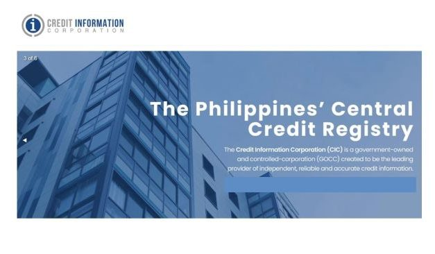 Meet our Associate Member the Credit Information Corporation of the Philippines