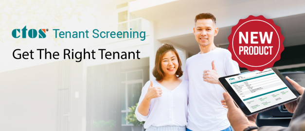 CTOS Provides Tenant Screening for Landlords, Property Agents