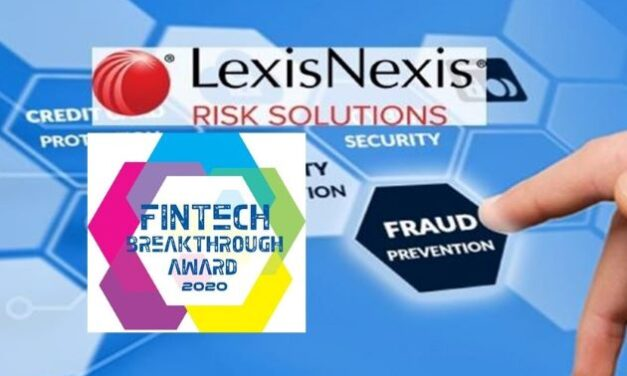 "LexisNexis Risk Solutions Named ""Best Fraud Prevention Company"" in 2021 FinTech Breakthrough Awards"