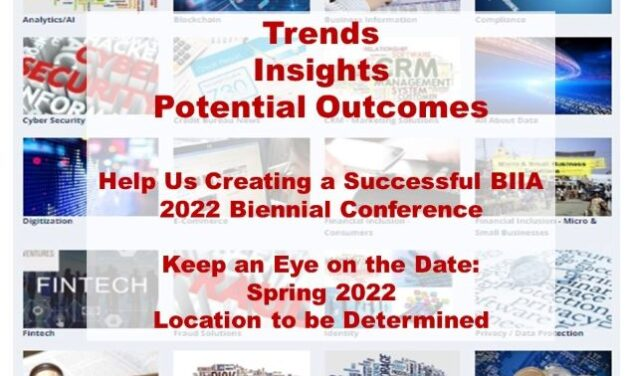 BIIA 2022 Biennial Conference – Spring 2022 – Call for Papers