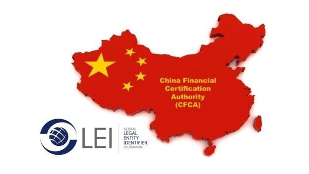 China Financial Certification Authority (CFCA) Launches First Commercial Use of LEI in Digital Certificates