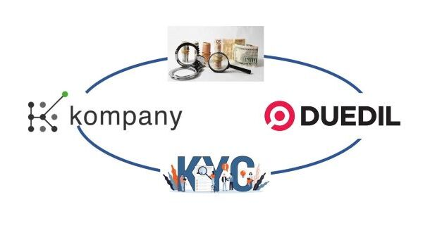 DueDil Teams up with kompany to Launch International KYB Compliance