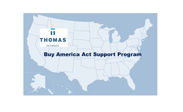 Thomas Announces New Buy America Act (BAA) Support Program for Manufacturing Extension Partnerships (MEPs)
