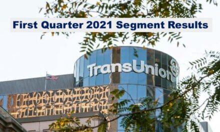 TransUnion Q1 2021 Segment Results