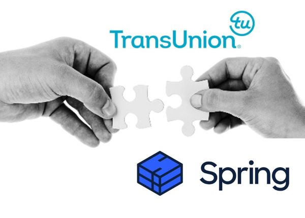 TransUnion and Spring Labs Partner to Transform the Exchange of Sensitive Data