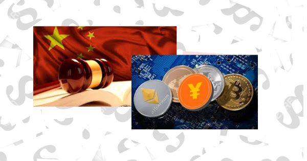 China Hits Cryptocurrencies with Double Whammy