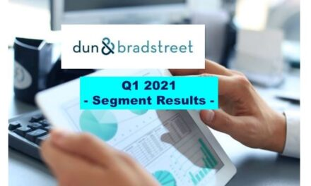 Dun & Bradstreet Q1 2021 Revenue Up 27.5% – Segment Results
