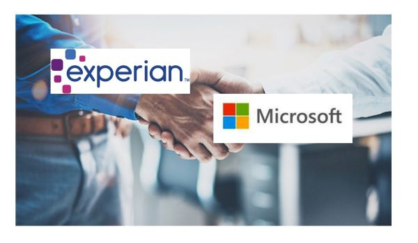 Experian Partners with Microsoft to Help Global Businesses Prosper in a Data-driven World