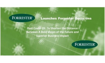 Forrester Research Q1 2021 Revenue Up 7% – Announces Launch of Forrester Decisions