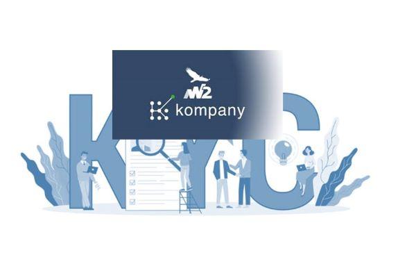kompany Announces Partnership with W2 Global Data