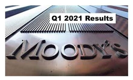 Moody's Corporation Q1 2021 Revenue Up 24%