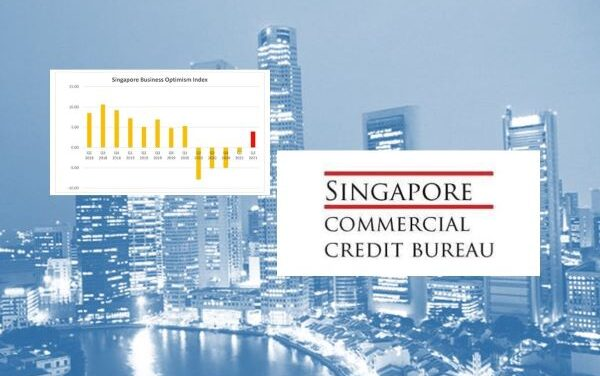 Singapore Business Optimism Index is Up