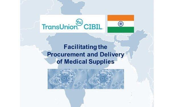 TransUnion Donates $1 Million to India COVID-19 Relief