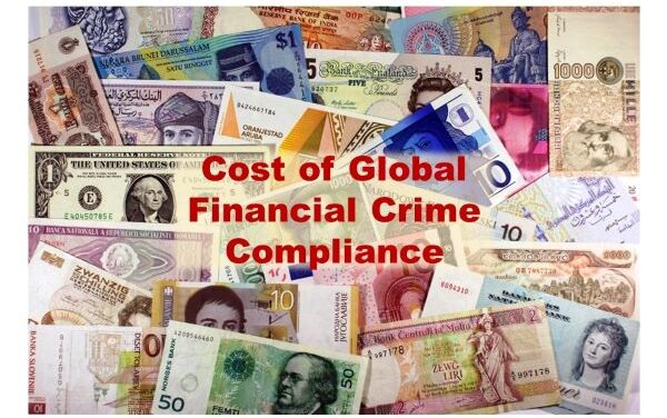 LexisNexis Risk Solutions:  Global Spend on Financial Crime Compliance Reaches US$214 Billion