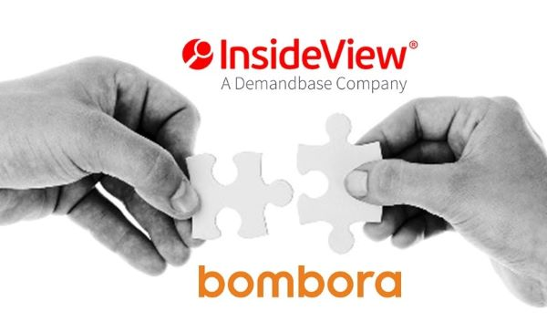 InsideView Integrates Buyer Intent Data from Bombora