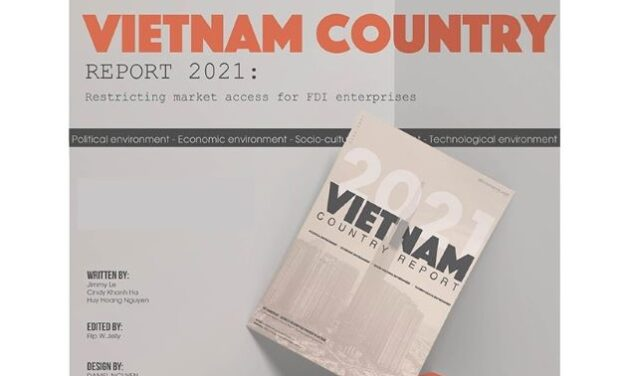 Vietnam Country Report 2021: An In-depth Handbook for Foreign Investors
