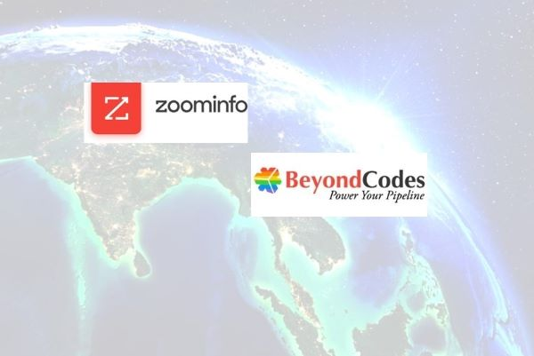 ZoomInfo Partners with Beyond Codes to Provide Best-In-Class Intelligence to India and East Asia