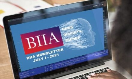 BIIA Newsletter July I – 2021 Issue