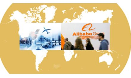 """Alibaba's Competitive Prowess: """"Anywhere in the World in 72 Hours"""""""