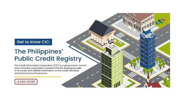 Credit Information Corporation (CIC) Philippines Issues New Credit Report Scheme