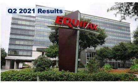Equifax Q2 2021 Revenue Up 26%