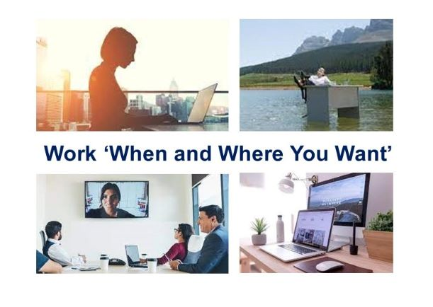 GBGroup Entrusts Team Members 'To Work 'When and Where You Want!'