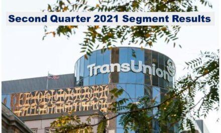 TransUnion Q2 2021 Segment Results