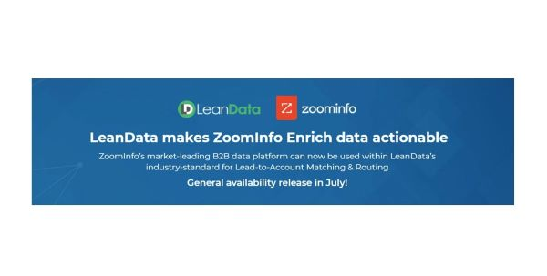ZoomInfo Partners with LeanData