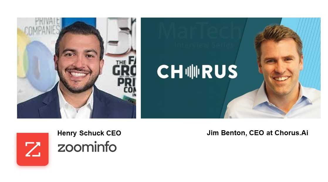ZoomInfo Acquires Conversation Intelligence Leader Chorus.ai
