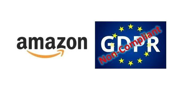 Luxembourg Fines Amazon Euro746 million for GDPR Breaches