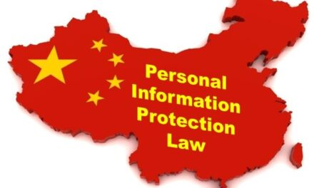 China Tech Stocks Hit after Passing of Data Privacy Law