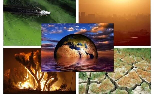 Climate Change: It's Here, It's Irreversible and Our Responsibility