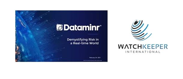 Dataminr Acquires Event Tracker WatchKeeper to Augment Real-time Alerts