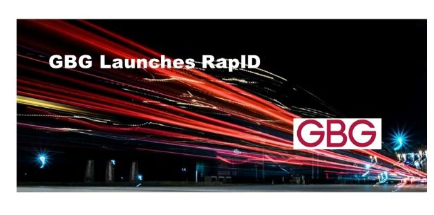 GBG Launches RapID – a Plug and Play Identity Document Verification Solution for Small Businesses