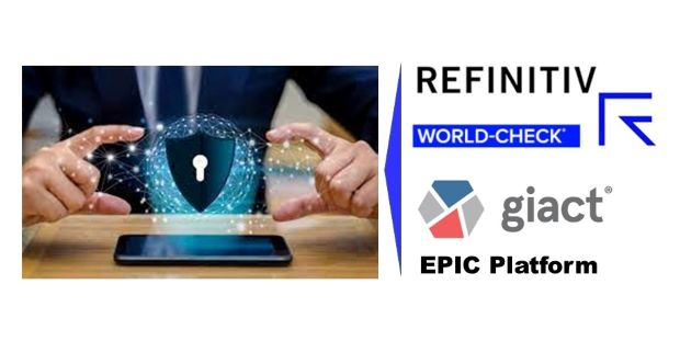Refinitiv Combines GIACT's EPIC Platform with World-Check to Help Protect The Consumer Lifecycle