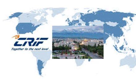 CRIF Acquires Credit Bureau in Kyrgyzstan