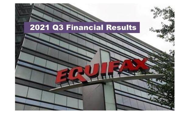 Equifax Q3 2021 Revenue Up 14%