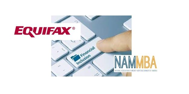 Equifax Partners with National Association of Minority Mortgage Bankers of America (NAMMBA)