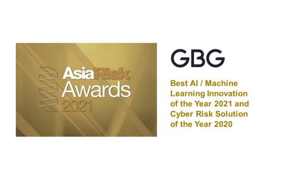 GBG Named in AsiaRisk Awards 2021 and AsiaRisk Awards 2020