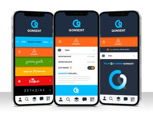 Qonsent Officially Launches as The First Data Privacy Consent Solution for Both Consumers and Brands