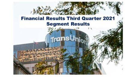 TransUnion Q3 2021 Revenue Up 14% – Segment Results